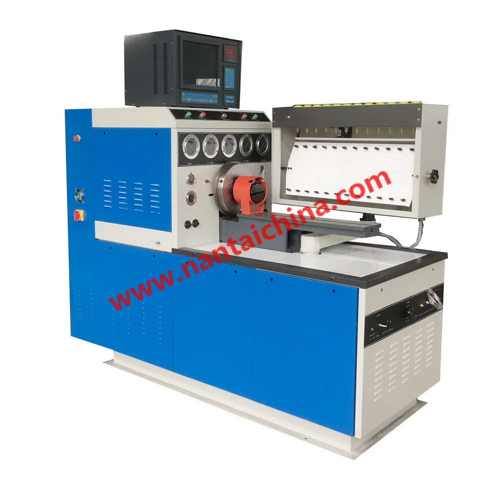 NTS619(blue) diesel injection pump test bench